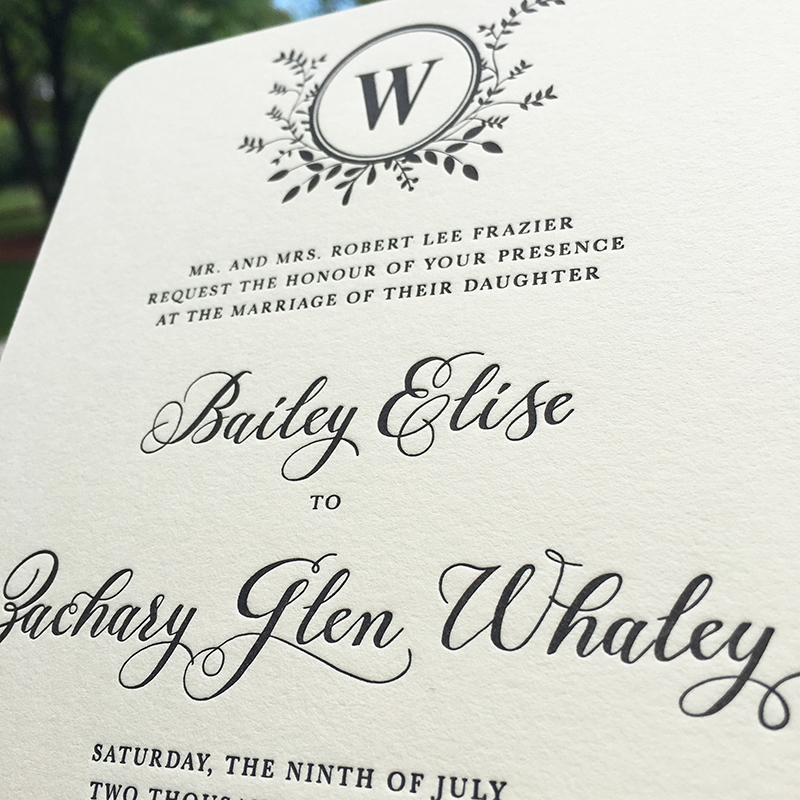 When Do You Send Out Wedding Invitations: Invitation Wording For Private Ceremony