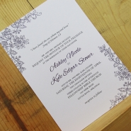Ashley M Invitation