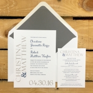 Christina R Invitation