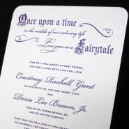 Courtney G Invitation