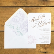 Michelle D Invitation