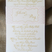 Jillian M Invitation
