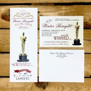 Banquet Invitation & Program