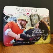 Natalie W Save the Date