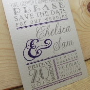 Chelsea K Save the Date