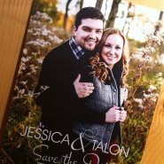 Jessica D Save the Date