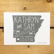 Kathryn T Save the Date