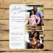 LaTasha R Save the Date