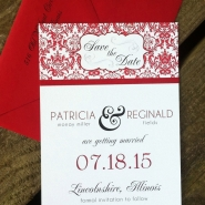 Patricia M Save the Date
