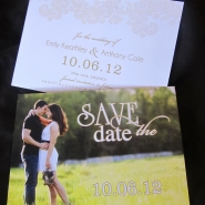 Emily K Save the Date